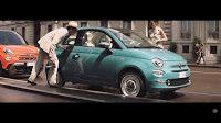 """In occasione del 60 anni della Fiat 500 è stato realizzato un bel cortometraggio (e la serie speciale 500 Anniversario) con protagonista l'attore Adrien Brody ed una bella attrice italiana. Sottofondo musicale """"Come Prima"""" di Mario Lanza"""