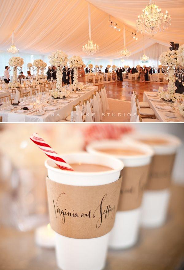 Wonderful Aspen wedding reception