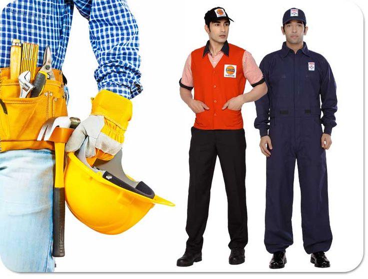 Work Uniforms - Mafatlal Industries Limited