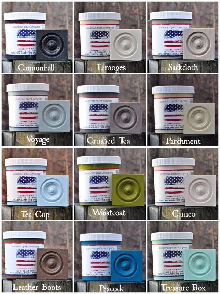 Ellis Collection from American Paint Company