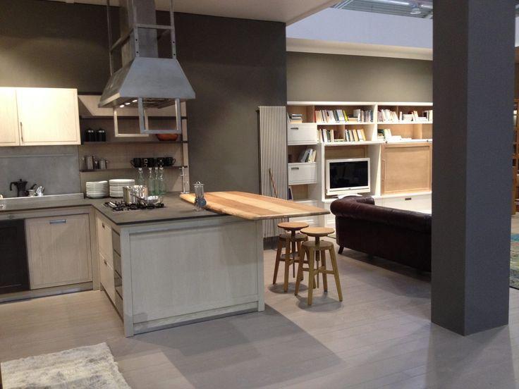 Cucine in stile post industriale  CUCINE STILE INDUSTRIAL CHIC  Pinterest ...