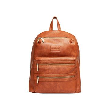 Faux Leather Diaper Backpack - If you love high fashion but prefer to buy cruelty-free products, this diaper bag from The Honest Company will exceed your expectations. The faux leather looks like the real deal, and no one would ever guess it's secretly a diaper bag.