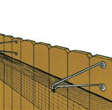 CAT FENCE-IN™   Cat Containment System keeps cats in