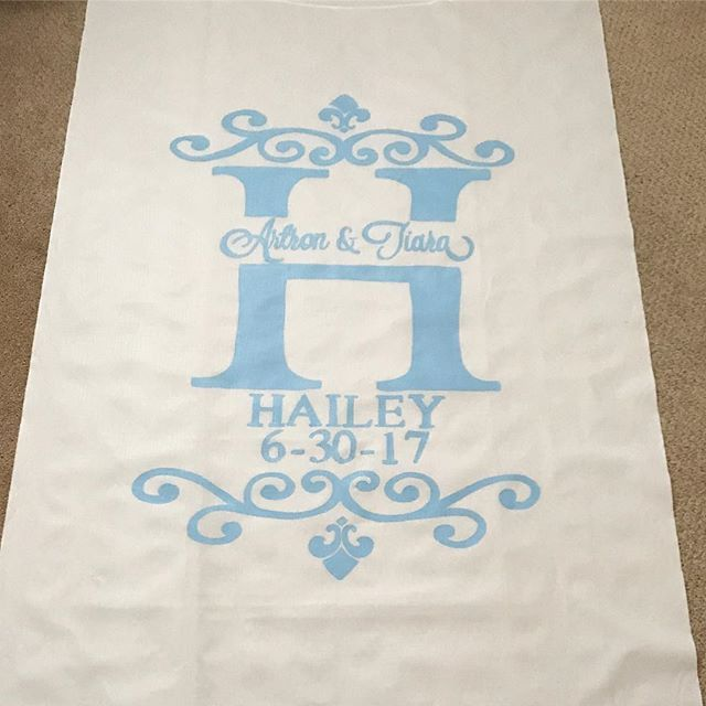 'Loving this aisle runner I just completed and shipped out for another beautiful bride 💍  #bride #bridal #aislerunner #aisleready #bridalwalk #brides #engaged #wedding #marriage #proposal' by @showeredwithdesign.  #bridesmaid #невеста #parties #catering #venues #entertainment #eventstyling #bridalmakeup #couture #bridalhair #bridalstyle #weddinghair #プレ花嫁 #bridalgown #brides #engagement #theknot #ido #ceremony #congrats #instawed #married #unforgettable #romance #celebration #wife #husband…