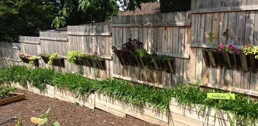 Building A Fence On A Sloped Yard - WoodWorking Projects ... on Unlevel Backyard Ideas id=43484