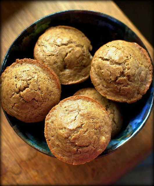 gluten-free whole grain muffins