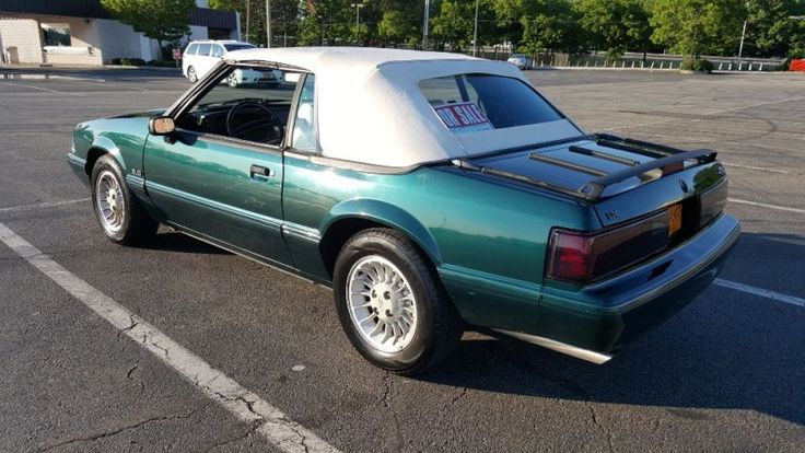 1990 ford mustang lx 5.0 7up edition   Used Mustangs For Sale