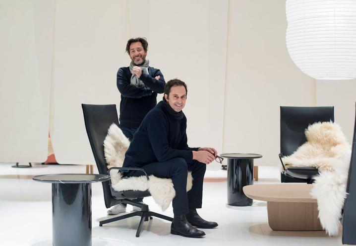 Un ritratto di Edwar Barber e Jay Osgerby, Guest of Honour della Stockholm Furniture & Light Fair 2016 | Barber & Osgerby
