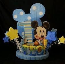 MuyAmeno.com: Fiestas Infantiles, Decoración Mickey Mouse ...