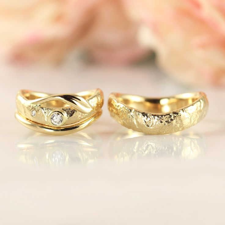 Galleri Castens - Wedding Set with a Fairytale hint