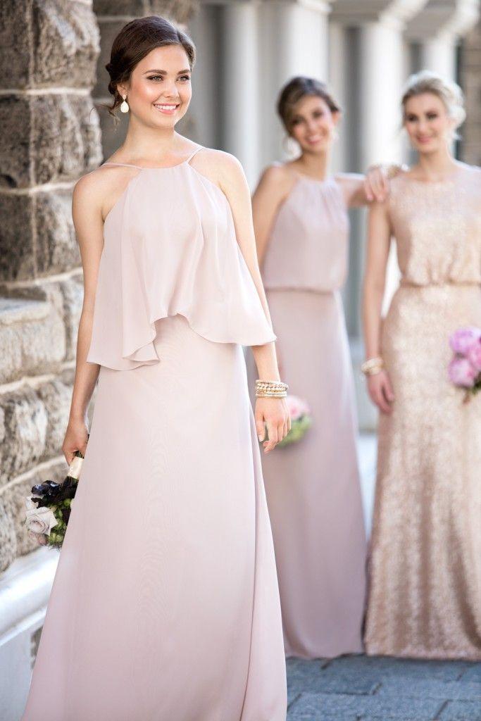 Sorella Vita Vintage Rose Bridesmaid Dresses