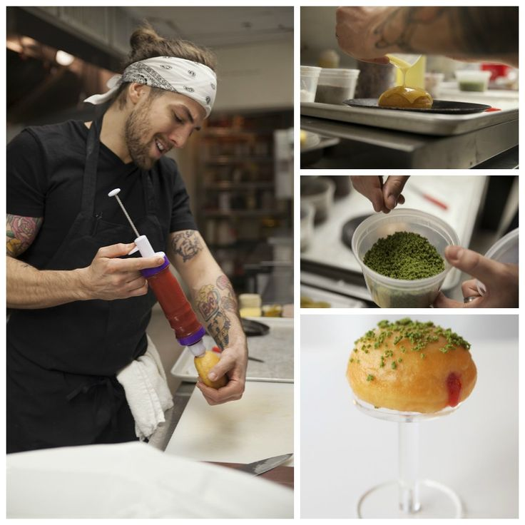 Samuel Monsour Food Network