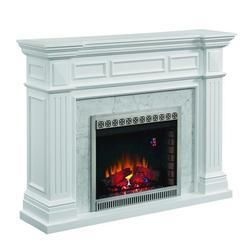Morganfield Electric Fireplace from Menards $1,699.00