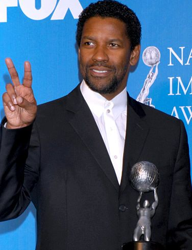 Denzel Washington. Great in everything he is in