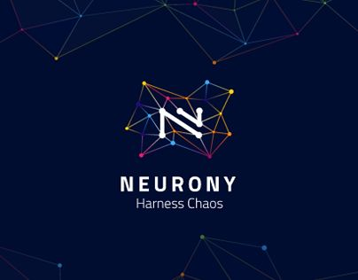 """Design & Logo for Neurony - a digital agency focused on providing tech consultancy and development by becoming an integral part of the VC-Entrepreneur relationship.The logos used in the """"We've worked for"""" section, the images in the portfolio and team, a…"""