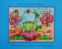 Krabbie Krab is een figuur uit een van de vijf dierenfabels in dit leuke en kleurrijke e-boek.  In elk fabeltje staat een emotie centraal om kinderen hiermee te leren omgaan. Een aantal voorbeelden zijn: vriendschap, jaloezie, behulpzaamheid en hoop.