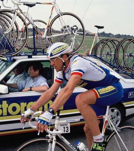 Laurent Fignon : en photos la carrière du multiple vainqueur du Tour de France