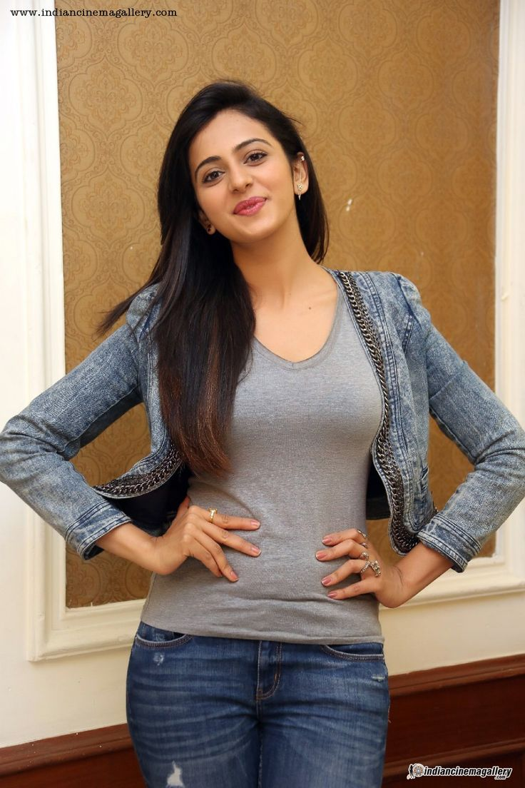 Rakul Preet Singh - Rakul Preet Singh at Rough movie success meet (13) | Indian Cinema Gallery
