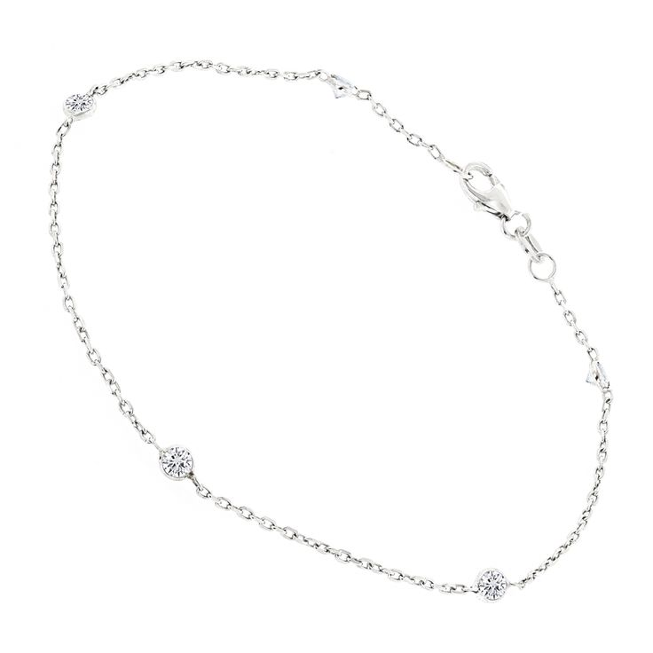 120 best Diamond Bracelets images on Pinterest