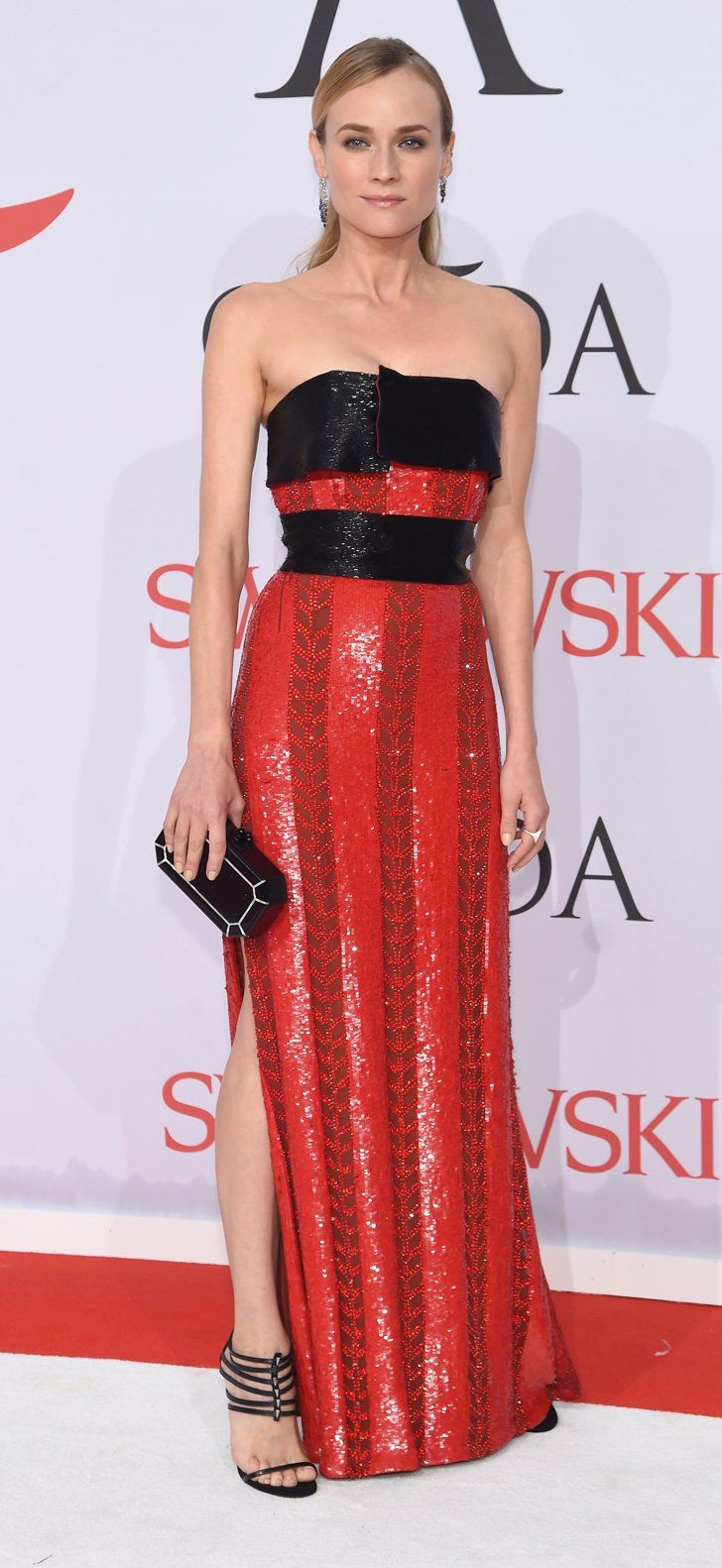 Who Is the CFDA Awards Best Dressed?