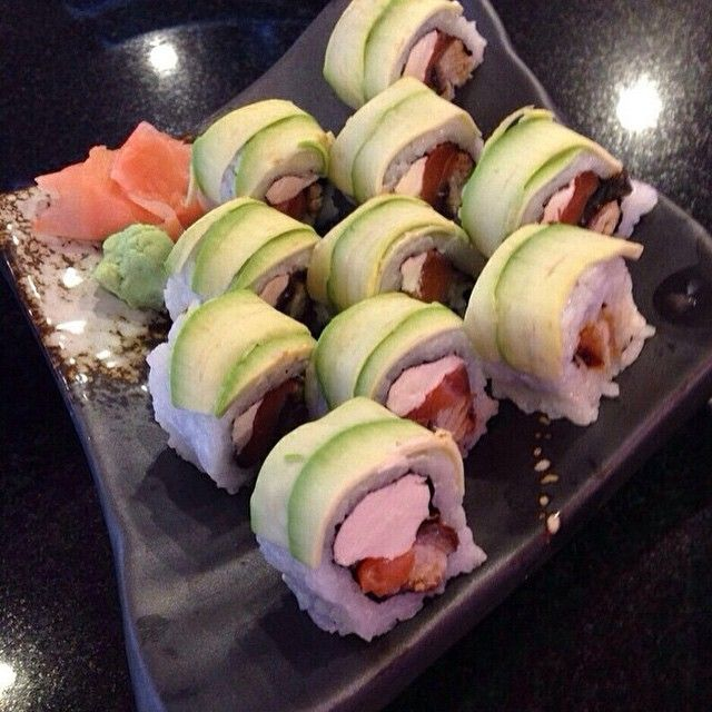 Visit www.osmsushi.com for more sushi pictures!