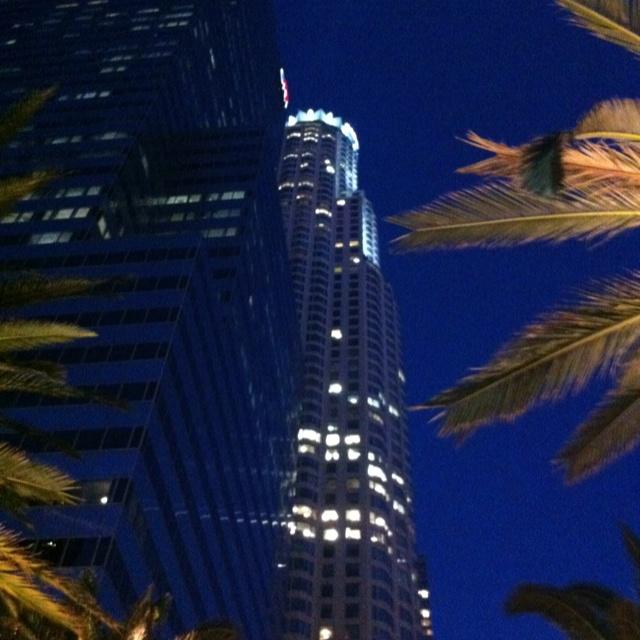 US Bank Tower,Los Angeles,CA
