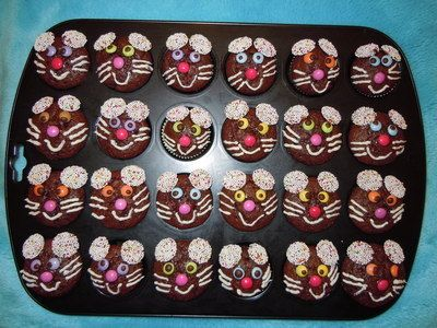 mini schoko muffins rezept von schneekugel rezepte pinterest rezepte. Black Bedroom Furniture Sets. Home Design Ideas