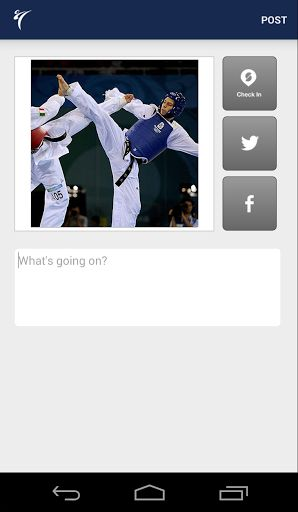 The GB Taekwondo app is the best way to keep up to date with the sport. Whether it be live event updates, discussion with fellow fans of the sport, latest news or upcoming events and results.<p>Simply use the official app of GB Taekwondo to check-in to, discuss and take photos at events and they will seamlessly share with those around you and onto the national governing body's website. Connect the app with Facebook and Twitter and you can instantly share your and other's posts directly to…