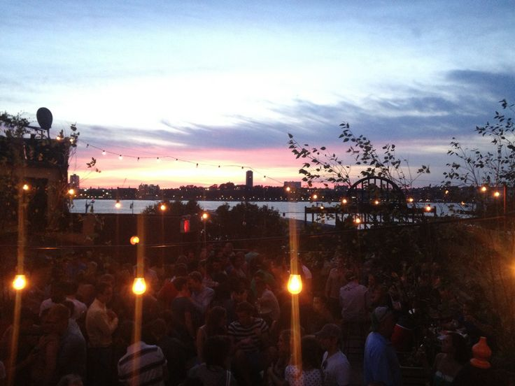 // Brass Monkey—ROOFTOP DRINKS, crazy view