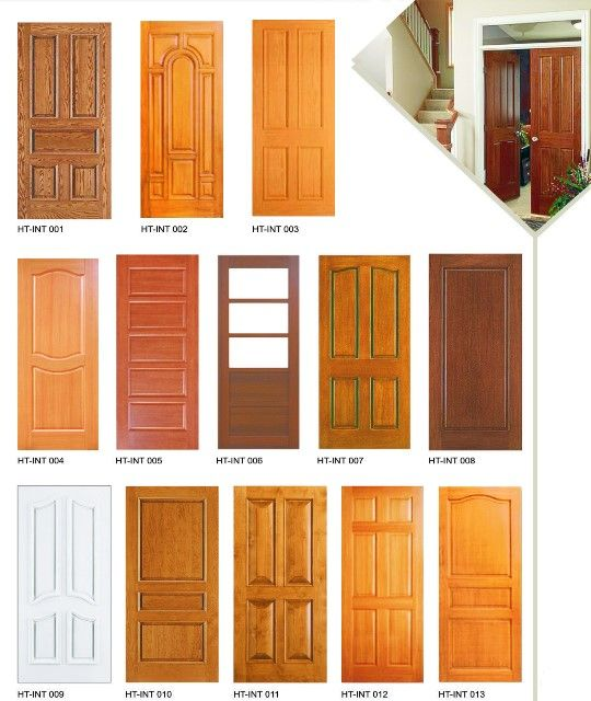 Add Trim To Make Plain Doors More Attractive