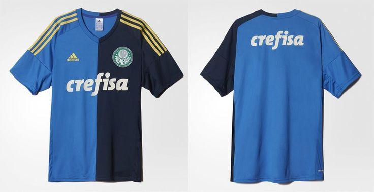 Terceira camisa do Palmeiras 2016-2017 Adidas Goleiro Fernando Prass
