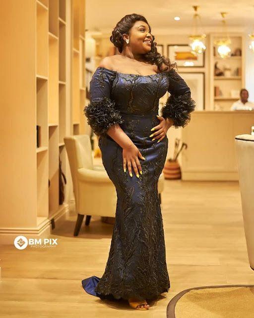 Vestidos de festa africanos 2019: estilos modernos que você deve usar para festas de fim de semana   – Elegant designs.