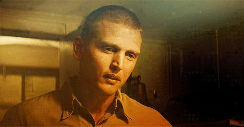 Barry Pepper as Sgt. Mike Strank, Flags of Our Fathers (2006) gifs