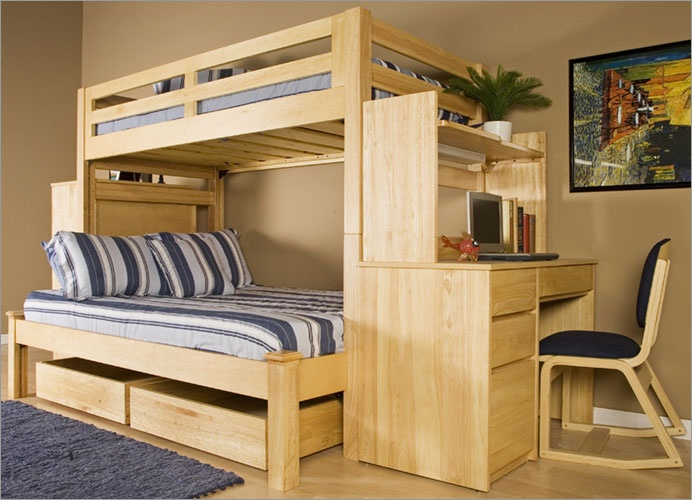 extra long twin bed with trundle For Use Under Twin Or