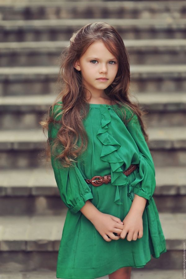 Diana Pentovich Love this green dress by the way!