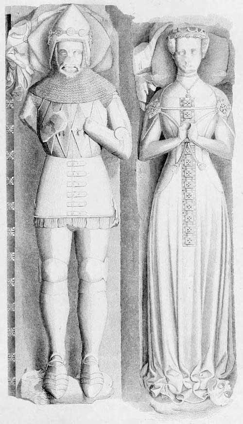 Philippa Lovell 1381–1465  BIRTH 1381 • Titchmarsh, Northamptonshire, England DEATH 1465 MAY 15 • Bideford, Devon, England 18th great-grandmother. Burial: St. Mary Churchyard, Kingskerswell, Devon, England. Husbands: John I Dinham & Nicholas Broughton SGF