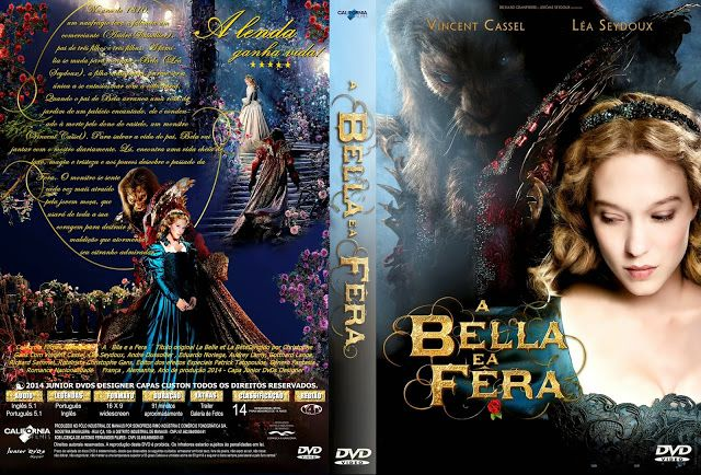 Blog Dos Caca A Bela E A Fera Beawty And The Beast 2014