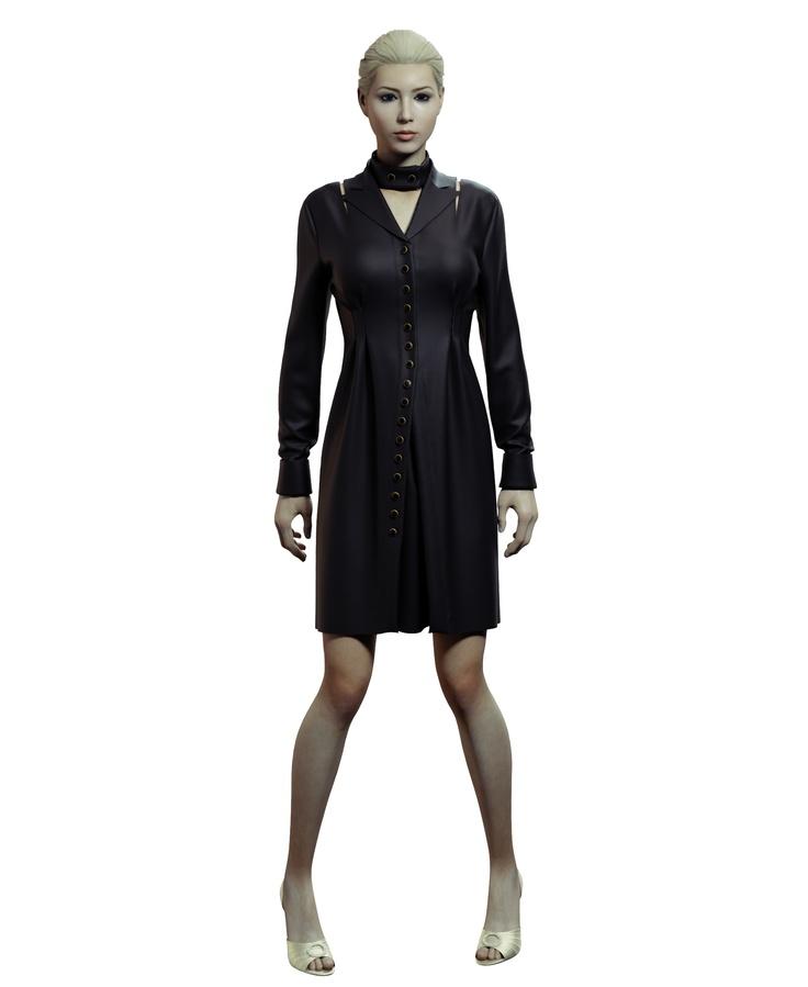 Virtual Clothing Making Software  www.marvelousdesigner.com