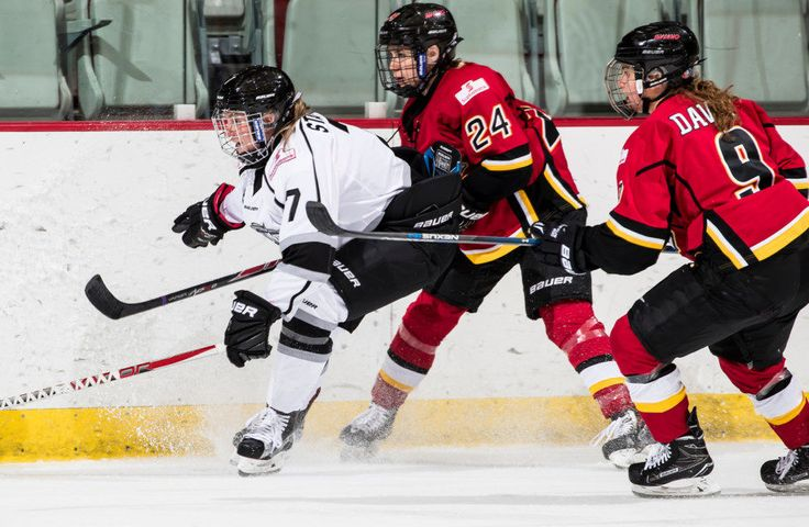 Laura Stacey and Brampton Thunder prepared for challenges ahead = The Brampton Thunder find themselves in relatively unfamiliar territory, floating in third place in the CWHL. Early season matchups against 2015-16 Clarkson Cup Champion Calgary Inferno and Les Canadiennes de Montreal saw.....