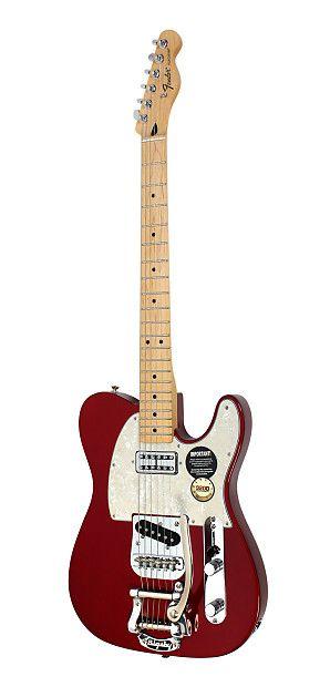 Fender Telecaster TV Jones Classic DiMarzio Twang King Bigsby   Reverb