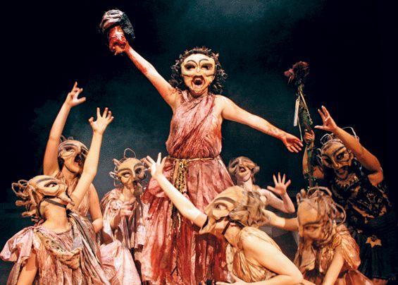 making greek theater mask - Google Search