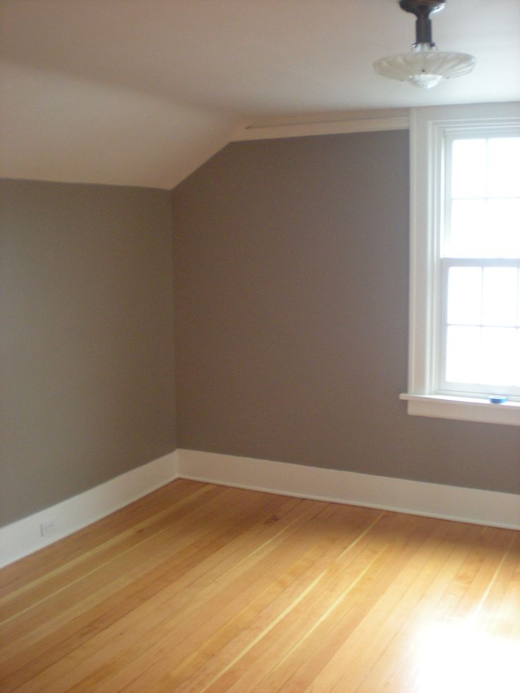 Warm gray wall paint - 17 Best Images About Interior Paint Colors On Pinterest