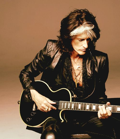 And on the 5th day, God made Joe Perry of Aerosmith