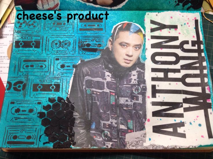 Anthony Wong Yiu Ming! Giving me some inspiration all the time!