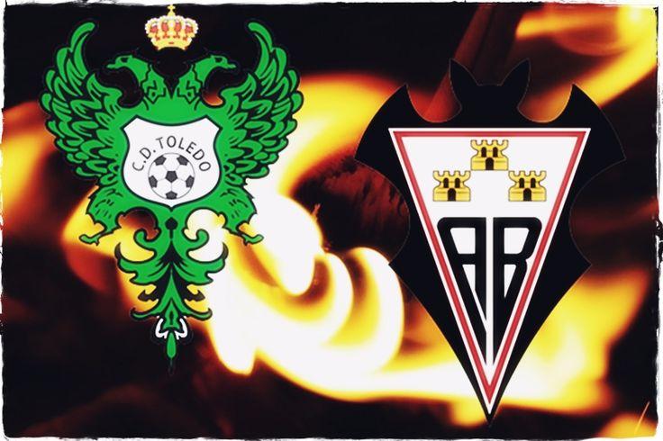 PRIMER GOL DEL ALBA ANTES DE EMPEZAR EL DERBI  Albacete Balompié C.D. Toledo Fútbol Noticias deportes
