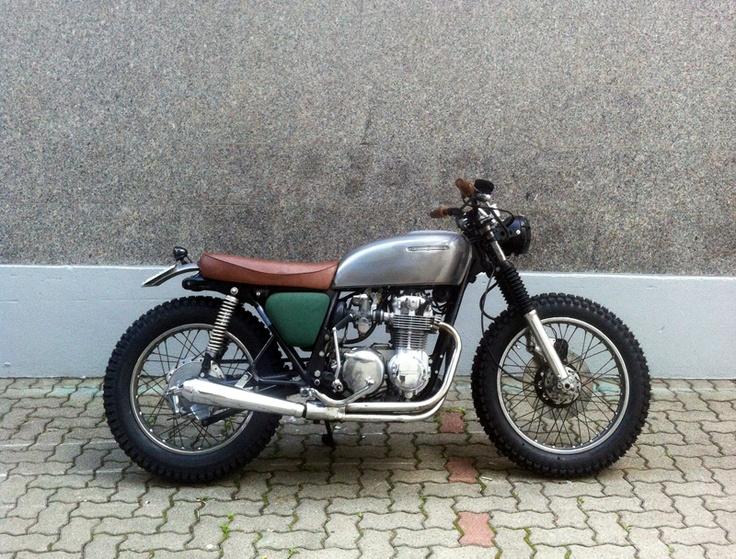 CB500T