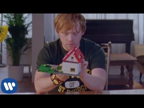 Official music video for Ed Sheeran's 'Lego House', featuring Rupert Grint from Harry Potter (Ron Weasley). Go behind the scenes of the video shoot here: htt...