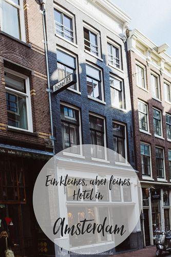 Sehr schönes Hotel in Amsterdam