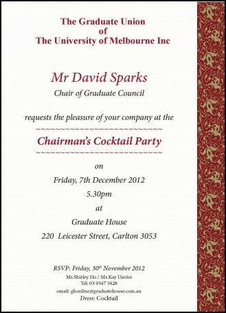 wedding cocktail party invitation wording - Cocktail Party Invitation Wording
