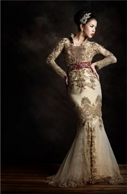 Haute Couture of Kebaya